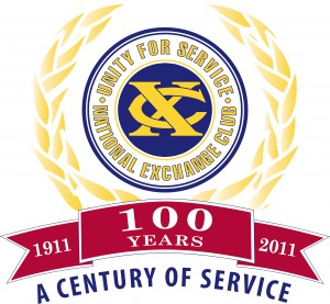 100 years club logo